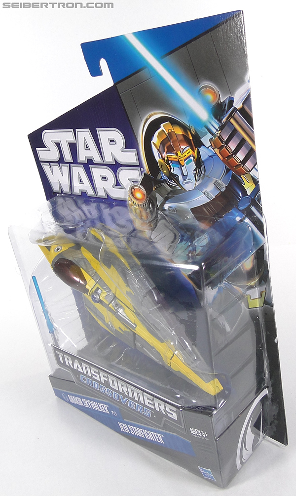 Star Wars Transformers Anakin Skywalker (Jedi Starfighter) (Image #13 of 108)