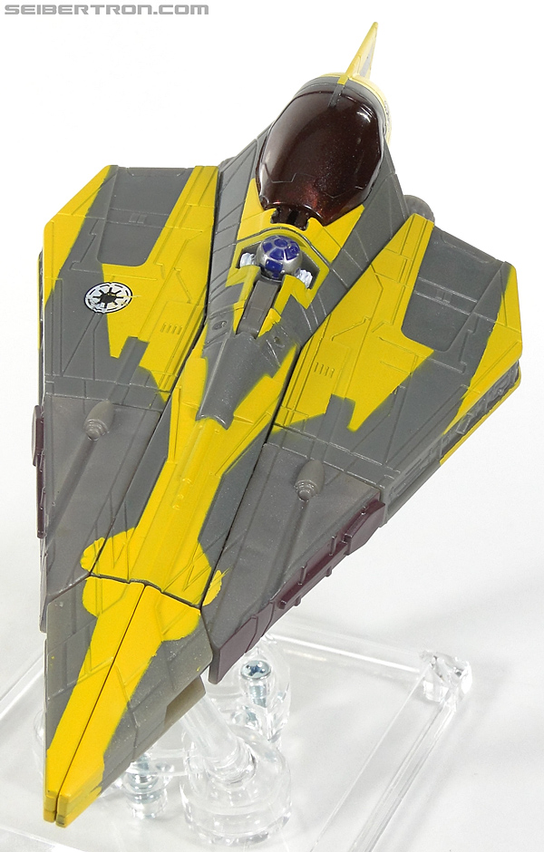 Star Wars Transformers Anakin Skywalker (Jedi Starfighter) (Image #28 of 108)