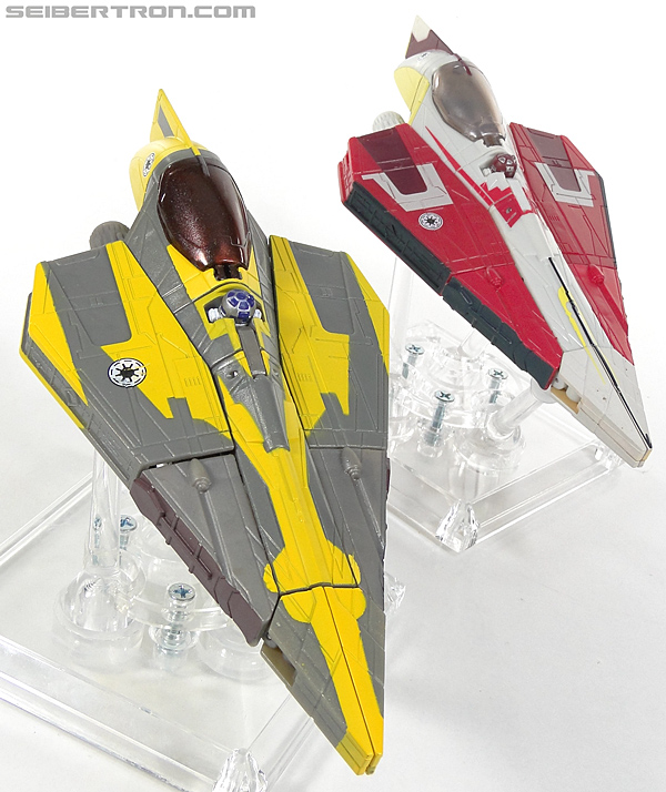 Star Wars Transformers Anakin Skywalker (Jedi Starfighter) (Image #35 of 108)