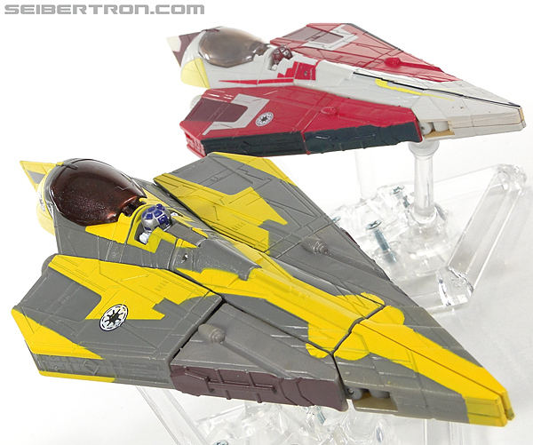 Star Wars Transformers Anakin Skywalker (Jedi Starfighter) (Image #36 of 108)