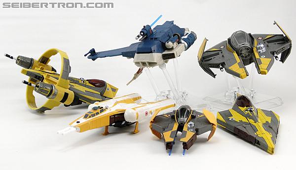 Star Wars Transformers Anakin Skywalker (Jedi Starfighter) (Image #40 of 108)