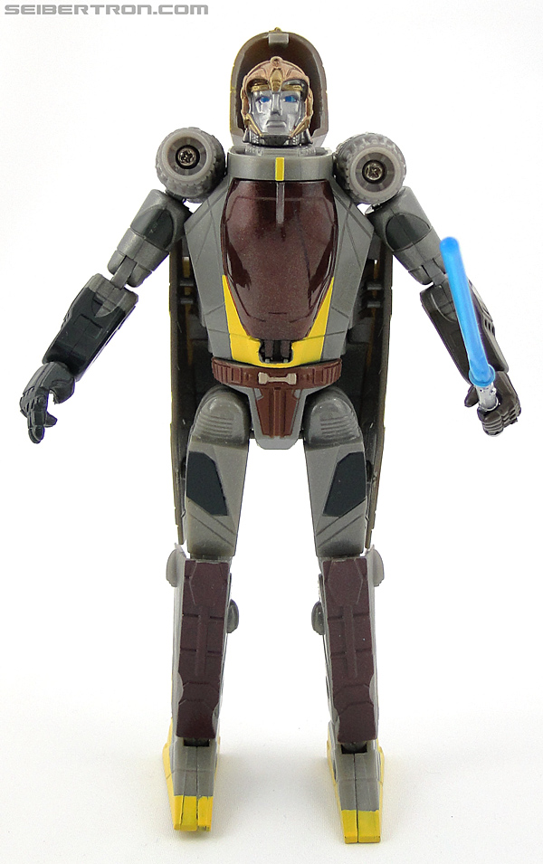 Star Wars Transformers Anakin Skywalker (Jedi Starfighter) (Image #43 of 108)