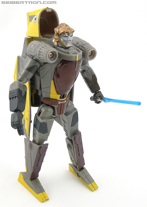 Star Wars Transformers Anakin Skywalker (Jedi Starfighter) (Image #48 of 108)