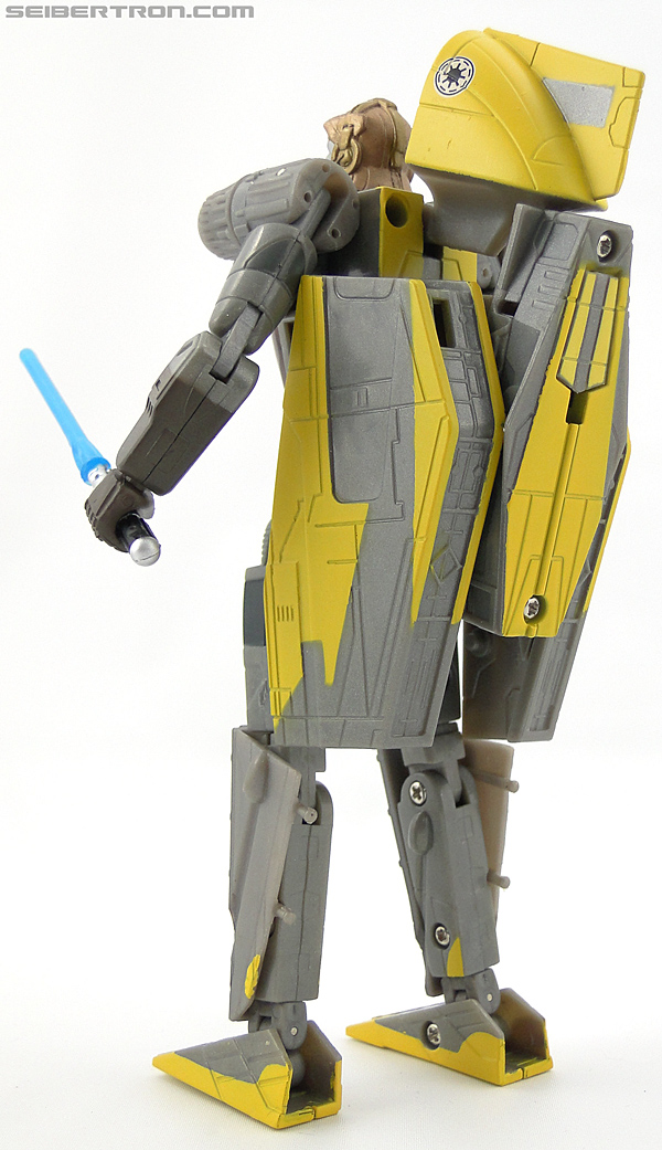 Star Wars Transformers Anakin Skywalker (Jedi Starfighter) (Image #54 of 108)