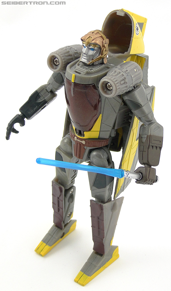 Star Wars Transformers Anakin Skywalker (Jedi Starfighter) (Image #57 of 108)