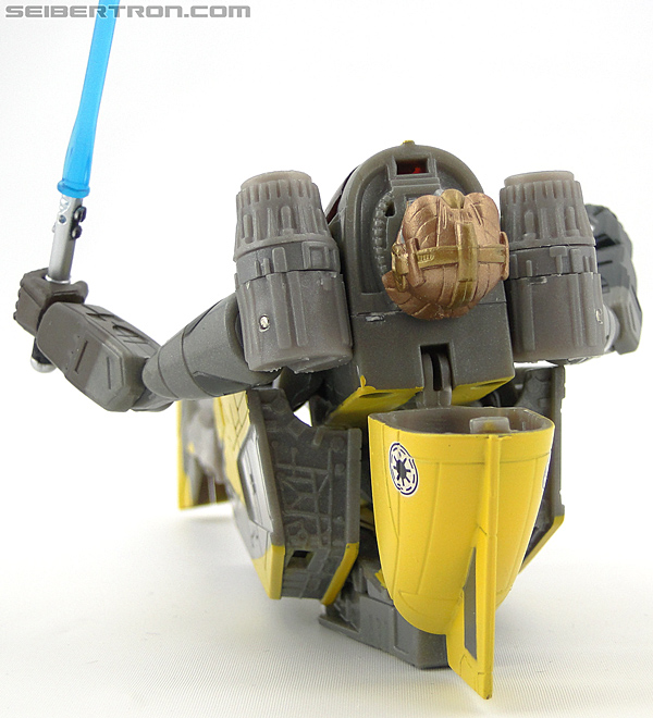 Star Wars Transformers Anakin Skywalker (Jedi Starfighter) (Image #63 of 108)