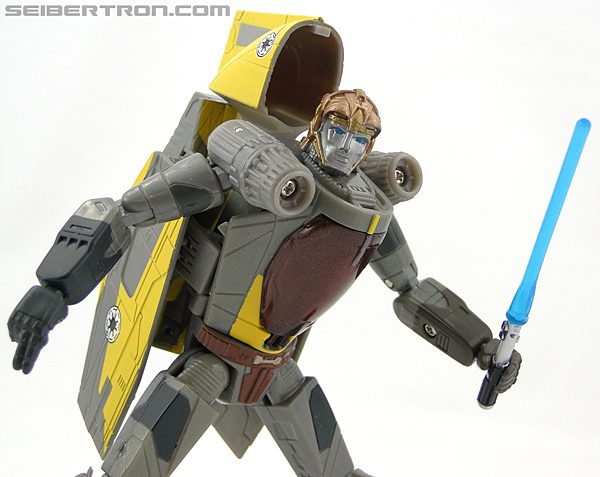 Star Wars Transformers Anakin Skywalker (Jedi Starfighter) (Image #68 of 108)