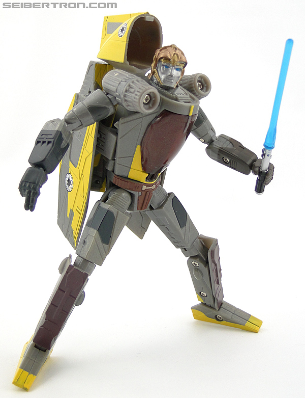 Star Wars Transformers Anakin Skywalker (Jedi Starfighter) (Image #70 of 108)