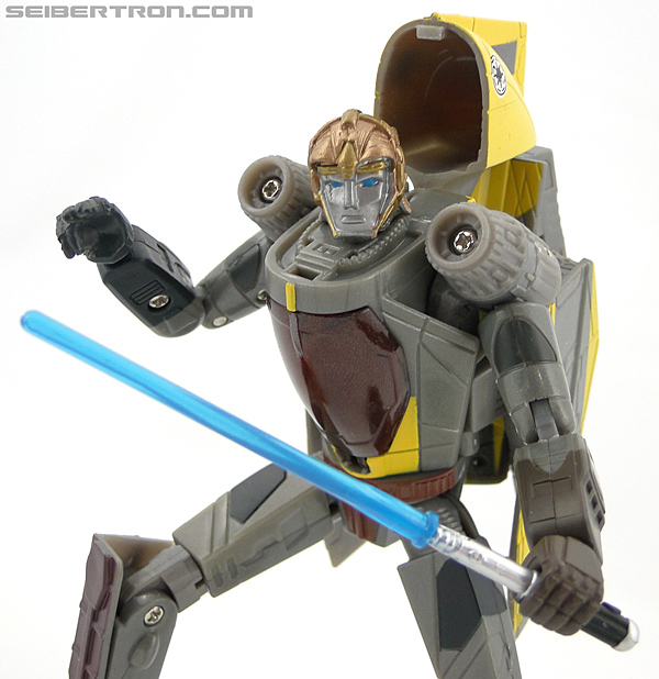 Star Wars Transformers Anakin Skywalker (Jedi Starfighter) (Image #73 of 108)