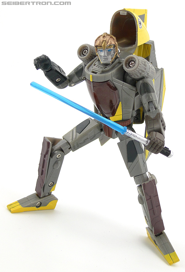Star Wars Transformers Anakin Skywalker (Jedi Starfighter) (Image #75 of 108)
