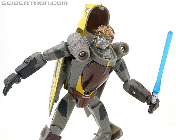 Star Wars Transformers Anakin Skywalker (Jedi Starfighter) (Image #76 of 108)