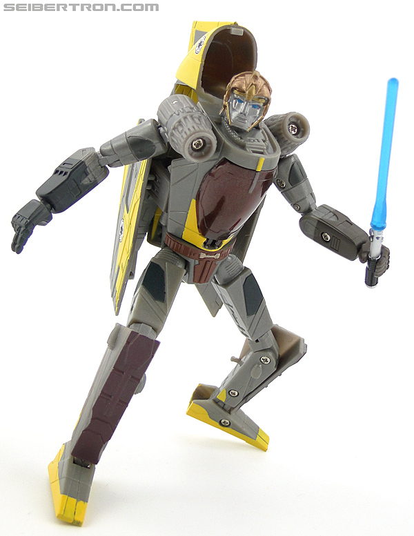 Star Wars Transformers Anakin Skywalker (Jedi Starfighter) (Image #77 of 108)