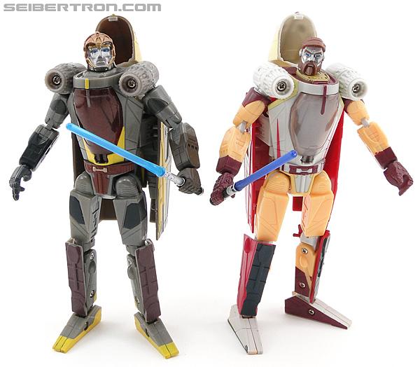 Star Wars Transformers Anakin Skywalker (Jedi Starfighter) (Image #78 of 108)