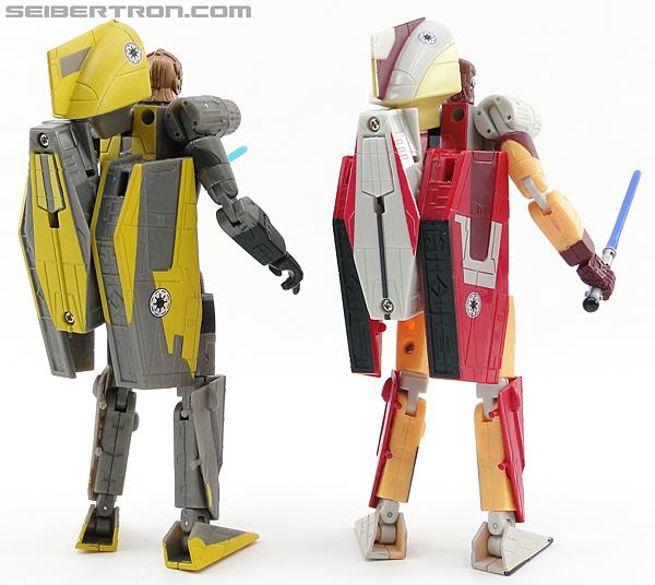 Star Wars Transformers Anakin Skywalker (Jedi Starfighter) (Image #84 of 108)