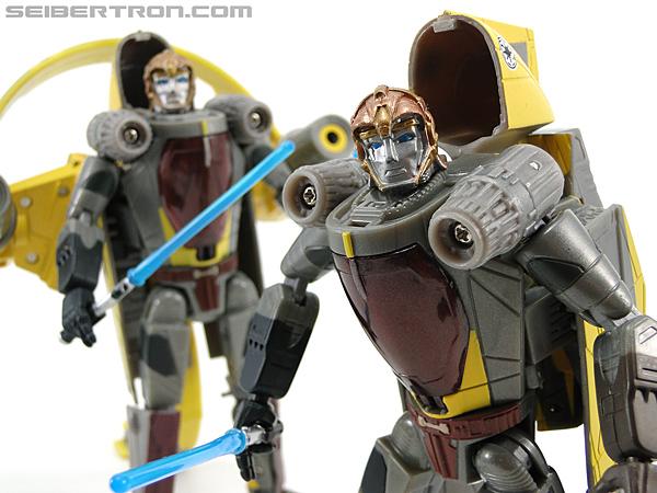Star Wars Transformers Anakin Skywalker (Jedi Starfighter) (Image #93 of 108)