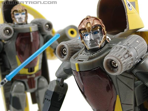 Star Wars Transformers Anakin Skywalker (Jedi Starfighter) (Image #94 of 108)
