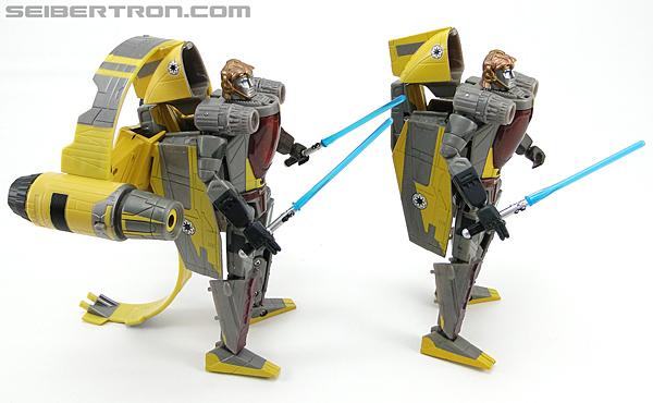 Star Wars Transformers Anakin Skywalker (Jedi Starfighter) (Image #96 of 108)