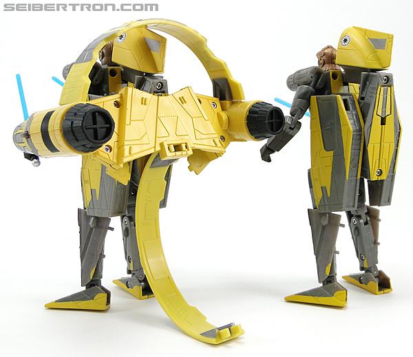 Star Wars Transformers Anakin Skywalker (Jedi Starfighter) (Image #98 of 108)