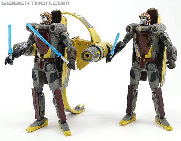 Star Wars Transformers Anakin Skywalker (Jedi Starfighter) (Image #99 of 108)