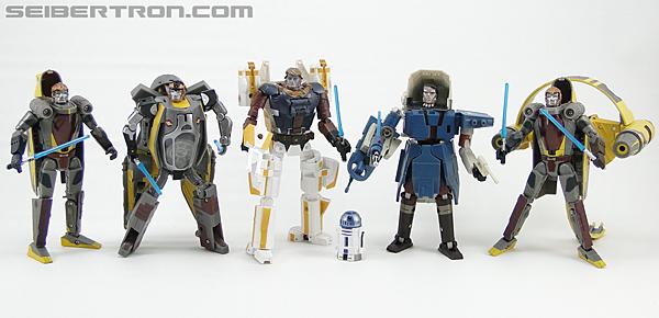 Star Wars Transformers Anakin Skywalker (Jedi Starfighter) (Image #100 of 108)