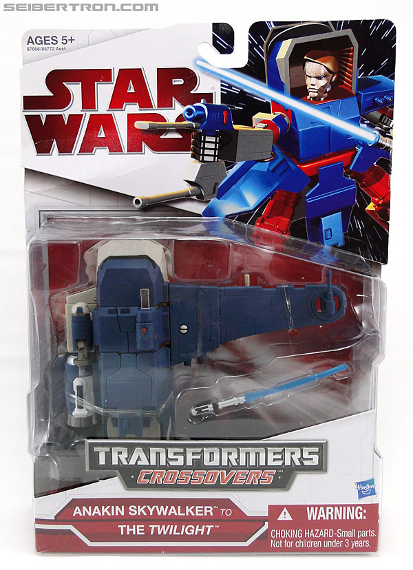 Star Wars Transformers Anakin Skywalker (The Twilight) (Image #1 of 106)