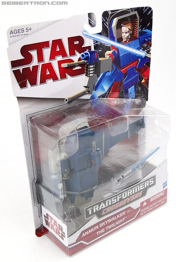 Star Wars Transformers Anakin Skywalker (The Twilight) (Image #4 of 106)