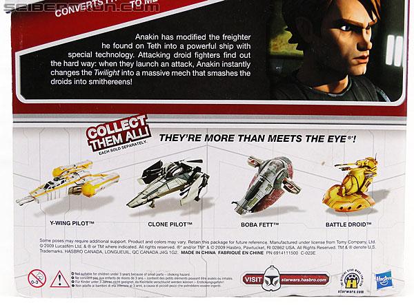 Star Wars Transformers Anakin Skywalker (The Twilight) (Image #8 of 106)