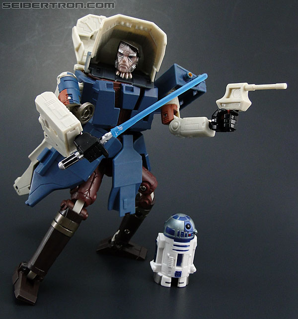 Star Wars Transformers Anakin Skywalker (The Twilight) (Image #80 of 106)