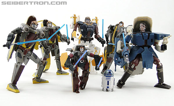 Star Wars Transformers Anakin Skywalker (The Twilight) (Image #104 of 106)