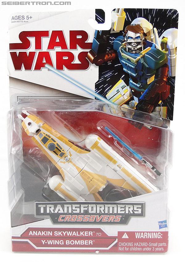 Star Wars Transformers Anakin Skywalker (Y-Wing Bomber) (Image #1 of 106)