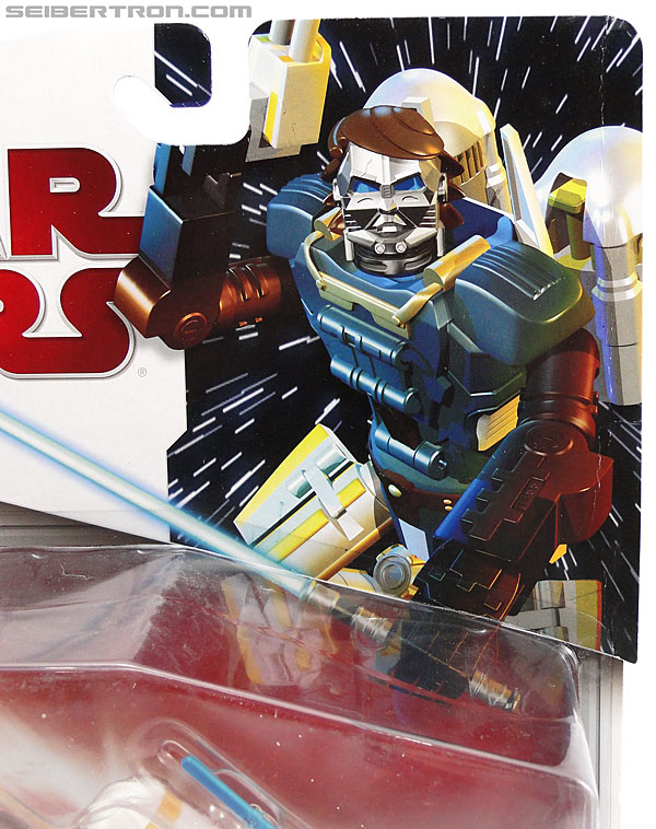 Star Wars Transformers Anakin Skywalker (Y-Wing Bomber) (Image #2 of 106)