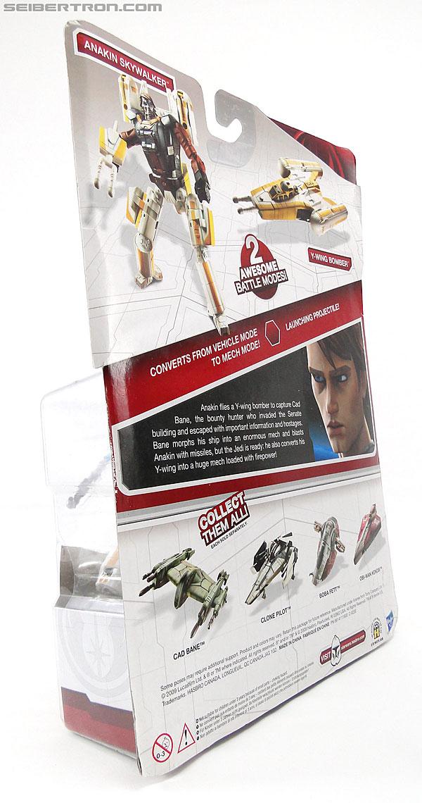 Star Wars Transformers Anakin Skywalker (Y-Wing Bomber) (Image #10 of 106)