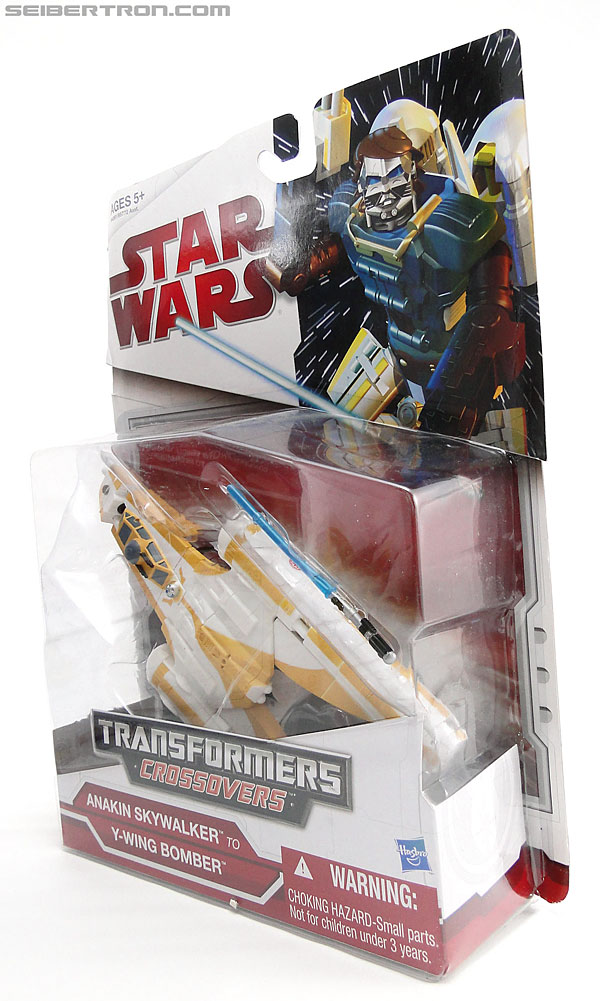 Star Wars Transformers Anakin Skywalker (Y-Wing Bomber) (Image #11 of 106)