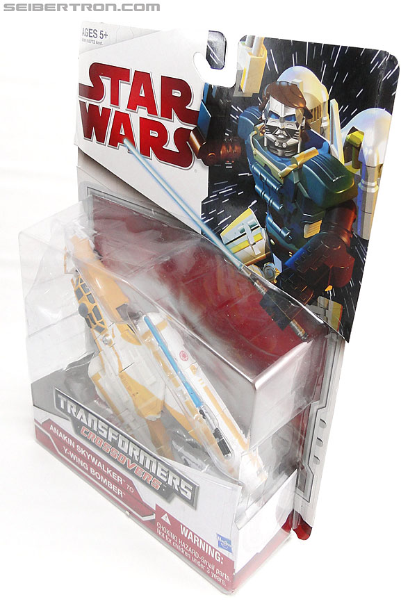 Star Wars Transformers Anakin Skywalker (Y-Wing Bomber) (Image #12 of 106)