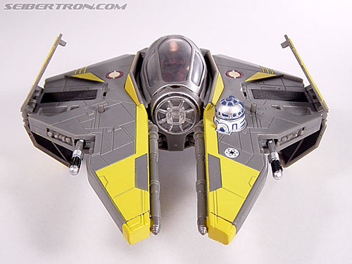 Star Wars Transformers Anakin Skywalker (Jedi Starfighter) (Image #18 of 75)
