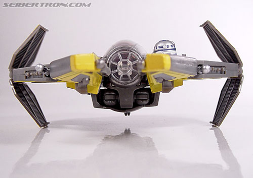 Star Wars Transformers Anakin Skywalker (Jedi Starfighter) (Image #19 of 75)