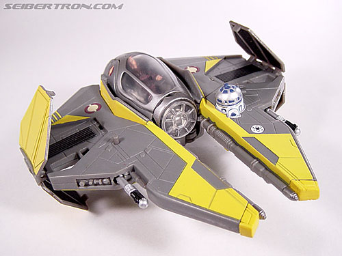 Star Wars Transformers Anakin Skywalker (Jedi Starfighter) (Image #20 of 75)