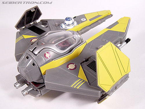Star Wars Transformers Anakin Skywalker (Jedi Starfighter) (Image #23 of 75)
