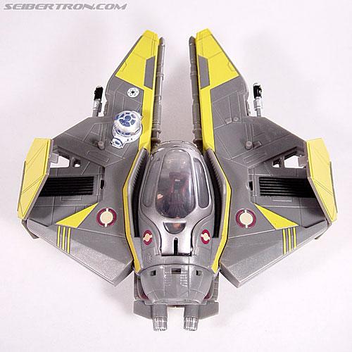 Star Wars Transformers Anakin Skywalker (Jedi Starfighter) (Image #24 of 75)