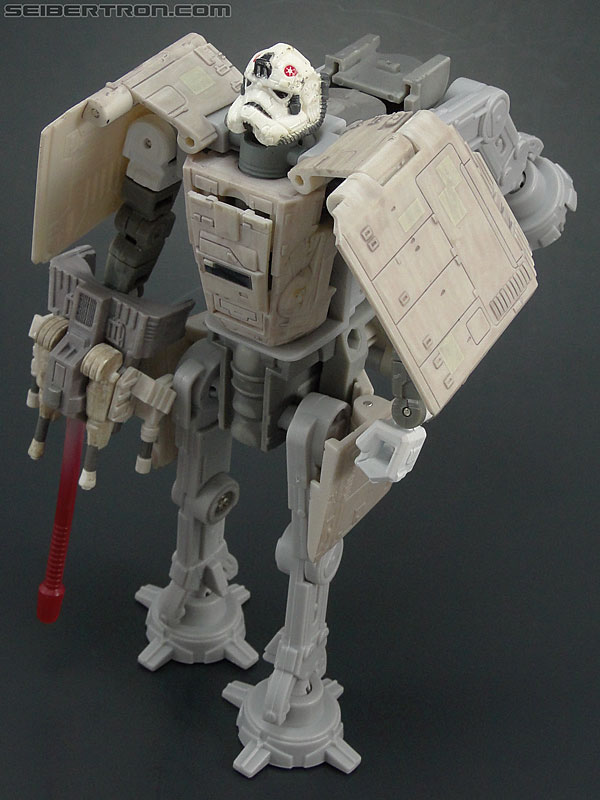 Star Wars Transformers AT-AT Driver (AT-AT) (Image #89 of 161)