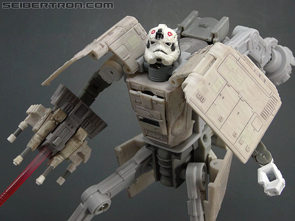 Star Wars Transformers AT-AT Driver (AT-AT) (Image #114 of 161)