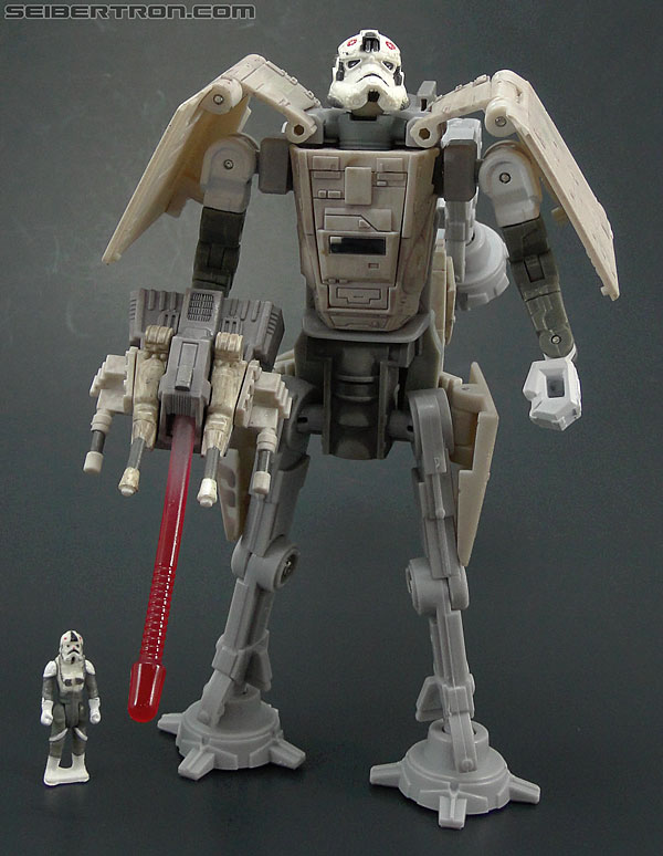 Star Wars Transformers AT-AT Driver (AT-AT) (Image #131 of 161)