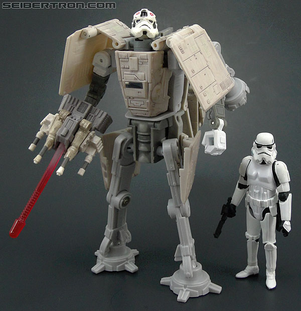 Star Wars Transformers AT-AT Driver (AT-AT) (Image #145 of 161)
