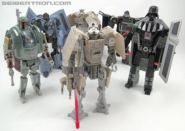 Star Wars Transformers AT-AT Driver (AT-AT) (Image #149 of 161)