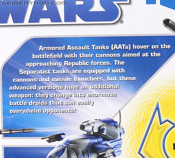 Star Wars Transformers Battle Droid (AAT) (Image #7 of 97)