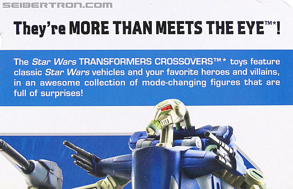 Star Wars Transformers Battle Droid (AAT) (Image #8 of 97)