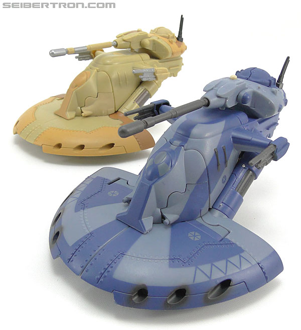 Star Wars Transformers Battle Droid (AAT) (Image #28 of 97)