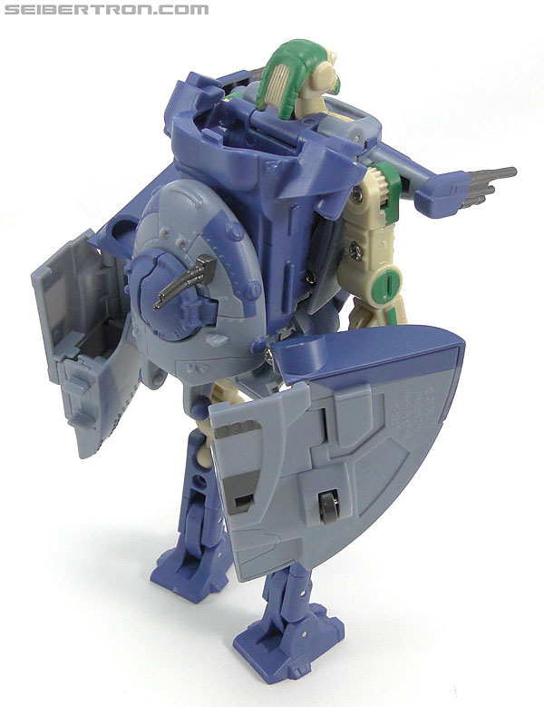 Star Wars Transformers Battle Droid (AAT) (Image #43 of 97)
