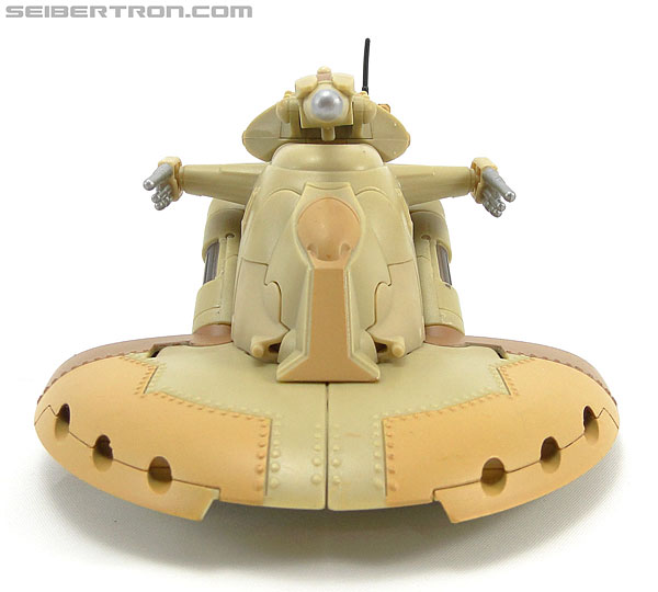 Star Wars Transformers Battle Droid Commader (Armored Assault Tank) (Battle Droid Commader) (Image #15 of 85)