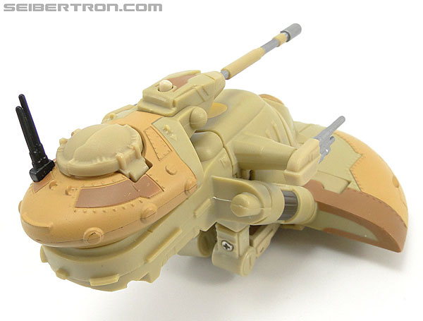 Star Wars Transformers Battle Droid Commader (Armored Assault Tank) (Battle Droid Commader) (Image #19 of 85)